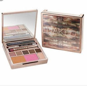NAKED on the Run Palette ❤️ Urban Decay